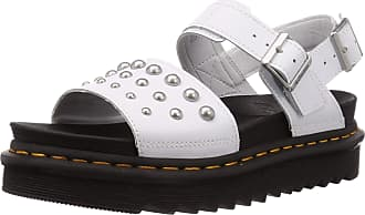 Dr. Martens womens Ankle Strap White Size: UK 6 (US Womens 8) M