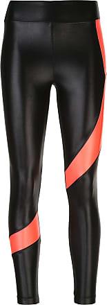 Koral Leggings con righe Pista Infinity - Di colore nero