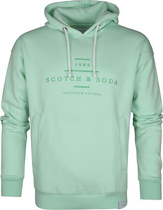 Scotch & Soda cotch and oda Hoodie Mint Grün