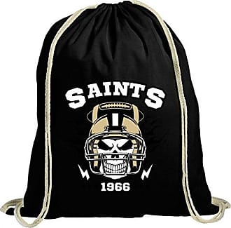 4112cc7ec264d Shirt Happenz Saints Skull Premium Turnbeutel