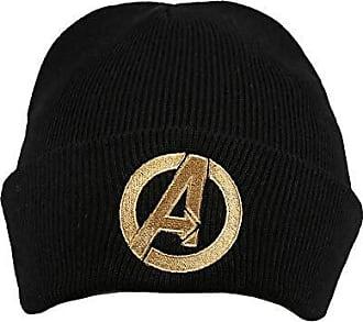 Marvel-Capitan America-Da Uomo-cappellino-blu marino//Rosso-Taglia unica