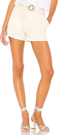 Paige Montana Short in Cream