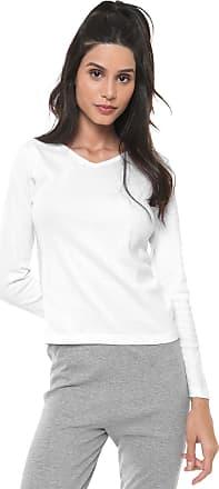 Pzama Camiseta Pzama Lisa Branca