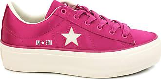 Converse Platform 560990C Pink Size: 3.5 UK