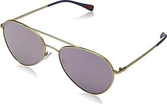 8918b01d5f Prada Linea Rossa 0PS 50SS, Gafas de Sol para Hombre, Marrón (Matte Gold