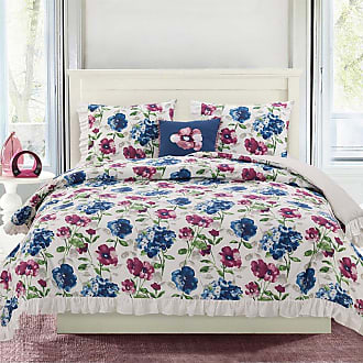 Better Homes & Gardens Floral Prep Comforter Bed Set by Better Homes & Gardens, Size: Twin,Full - 103576