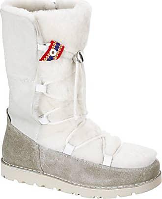 4e9573e0976c9b Birkenstock Nuuk Damen Stiefel Offwhite