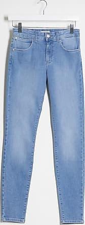 Wrangler Charm - Jeans skinny chiari-Blu