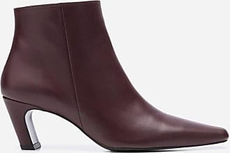Flattered Xenia Leather Burgundy