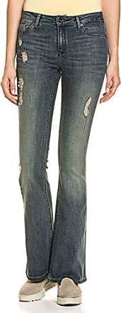 633e7f2bfca7bd Only Damen 5 Pocket Jeans Bootcut Hose Hüft Schlag Denim Vintage Boot