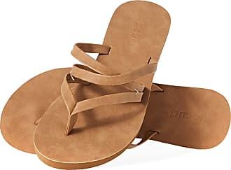 Rip Curl Cara Womens Sandals UK 3 Tan