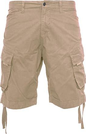 Urban Classics Cargo Twill Shorts - Short - beige