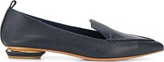 Nicholas Kirkwood BEYA loafers 18mm - Blue