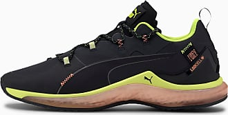 Puma x First Mile Lqdcell Hydra Mens Training Shoes, Black/Yellow/Orange, size 10.5, Shoes