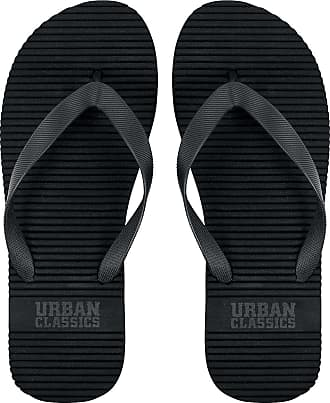 9accb3c56ad Urban Classics Basic Slipper - Sandale - schwarz