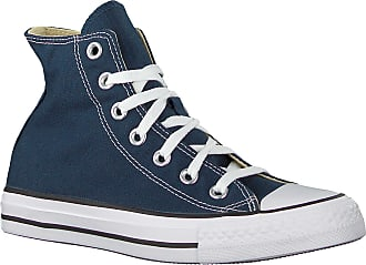 Converse Blue Converse Shoe As Hi Dames