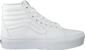 Vans Witte Vans Hoge Sneaker Ua Sk8-hi Platform 2.0