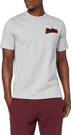 Dickies Mens Belfry T-Shirt, Grey (Grey Melange Gym), XL