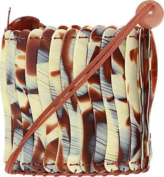 Ulla Johnson Yadira Shoulder Bag Womens Brown