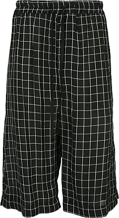 Ex Infinitas Off The Grid Drawstring Pyjama shorts - Preto