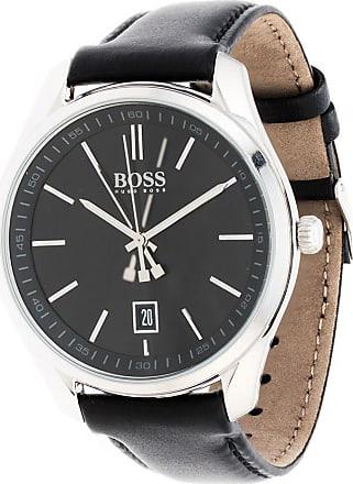 BOSS Relógio Circuit - Preto