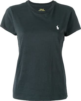 Polo Ralph Lauren T-shirt slim - Di colore blu
