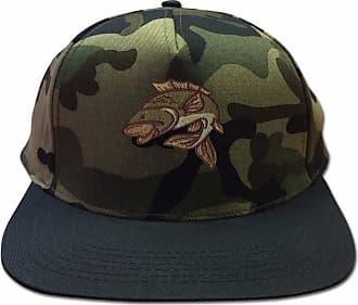 Bang Tidy Clothing Carp Fishing Cap Black & Camo Snapback