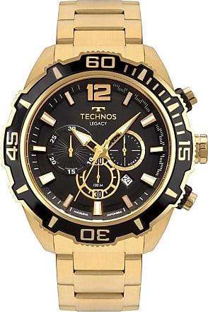 Technos Relógio Technos Masculino Legacy JS26AQ/4P