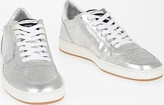 Philippe Model Vintage Effect Leather LAKERS Sneakers size 37