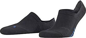 One Size//Shoe Size:6-12 Sock Size Falke Mens Step Invisible Sock Black