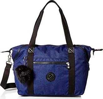 Kipling Art Solid Handbag, Cotton Indigo