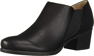 Naturalizer Womens Claira Ankle Boot, Black Smooth, 5 UK