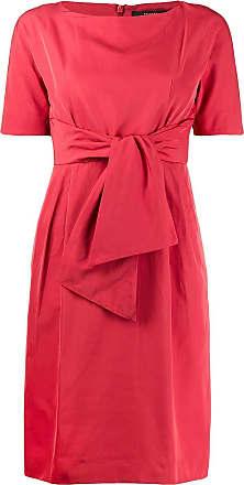 Max Mara Vestido casual - Vermelho