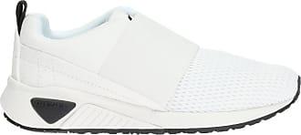 Diesel S-Kb Elastic Sneakers Womens White