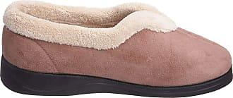Padders Womens Carmen Beige Fleece and Fur Lined 417 4 UK