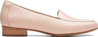 Clarks Womens Loafer Blush Leather Clarks Juliet Lora Size 7.5