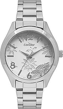 Condor Relogio Feminino Condor Prata CO2036KVIK3K