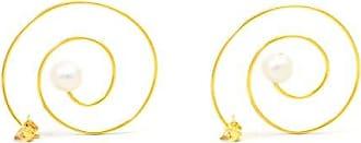 Tinna Jewelry Brinco Dourado Caracol