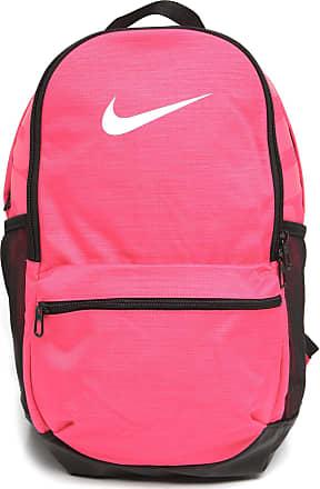 Nike Mochila Nike Brasilia Rosa/Preta