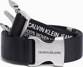 19de63f24fa54 Calvin Klein Gewebter Gürtel mit Schnalle