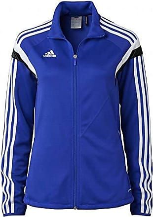 Adidas Herren Sport Jacke Trainingsjacke grau dunkelblau NEU