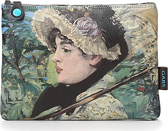 Gabs Beyonce in Saffiano Fantasia Eduard Manet Size M Woman with Parasol