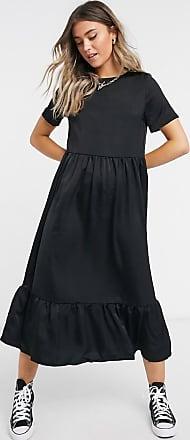 Urban Bliss Vestito grembiule nero