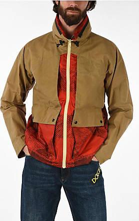 Woolrich hooded reversible outerwear Größe S