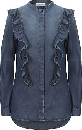 Aglini DENIM - Jeanshemden auf YOOX.COM