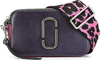 Marc Jacobs Bolsa transversal modelo Snapshot pequena - Roxo