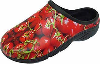 4277d2977d7af3 Generic Damen Gartenarbeit Clogs Leicht zum Reinschlüpfen Garten Pantolette  Außen Schuhe Größe ...