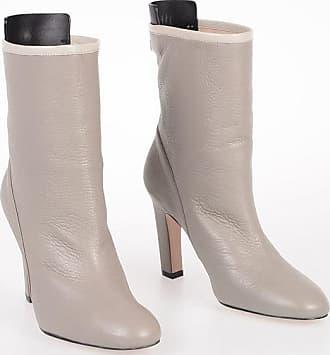 Stuart Weitzman 10cm Pull On BROOKS Leather Boots size 37