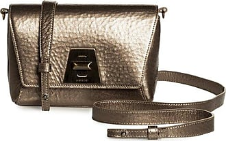 MQaccessories Little day bag in hammered leather