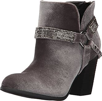 Not Rated Womens Norman Ankle Bootie, Grey, 9.5 M US